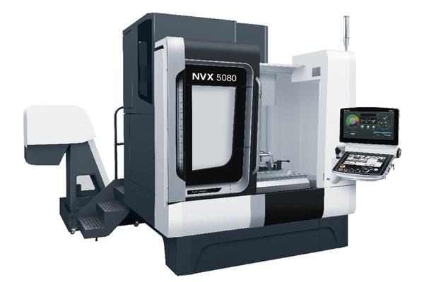DMG MoriSeiki NVX5080