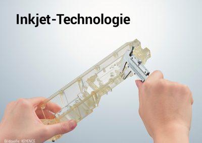 3D-Drucker Inkjet-Technologie