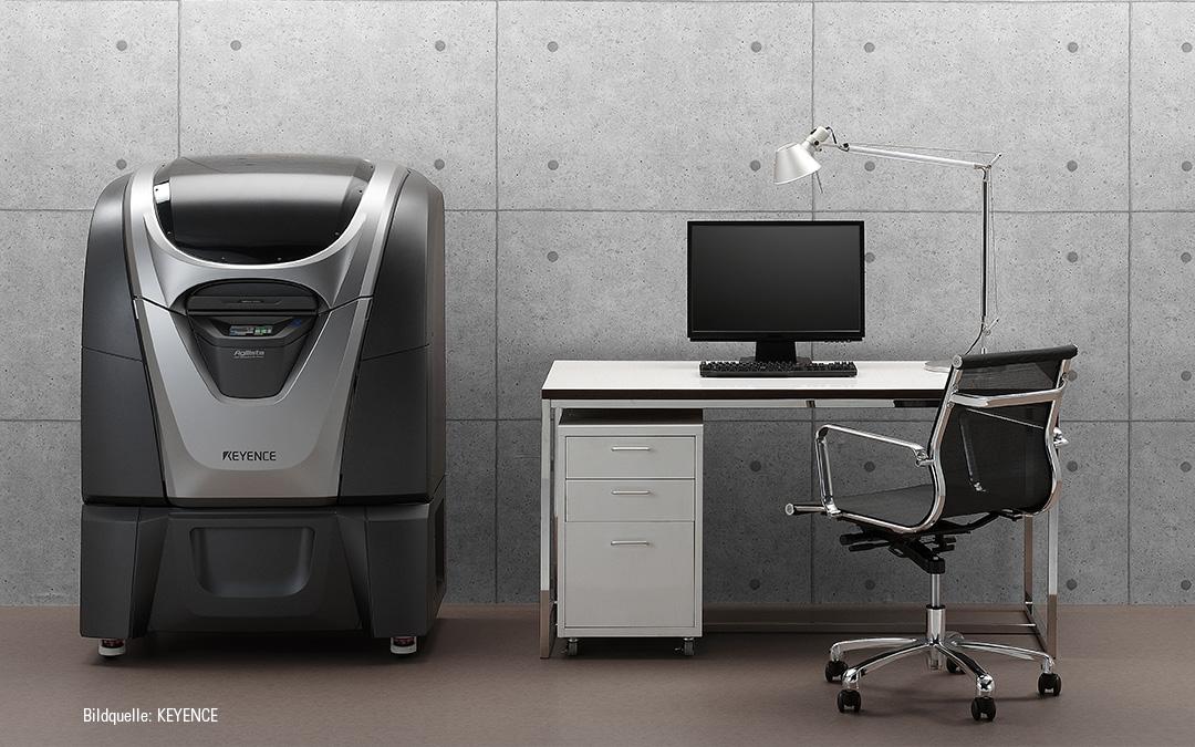 Prototyping – Dank 3D-Drucker